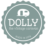 Dolly the Vintage Caravan | Shropshire wedding and party hire